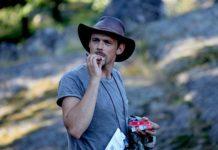 Ein Raucher wie Marlboro Man