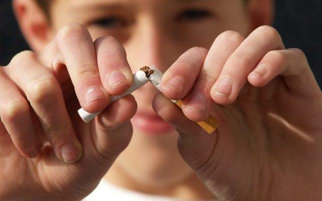 Nichtraucher werden mit purer Willenskraft und der Schlusspunkt-Methode?