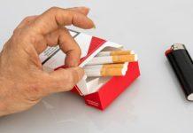Nichtraucher - Nikotinentwöhnung auf die harte Tour?