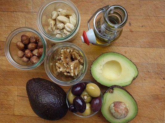 Gesunde Fette zur Gewichtsabnahme