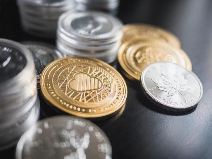 Edelmetalle: Hier Gold und Silber Münzen